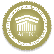 ACHC Accredited Cobranded
